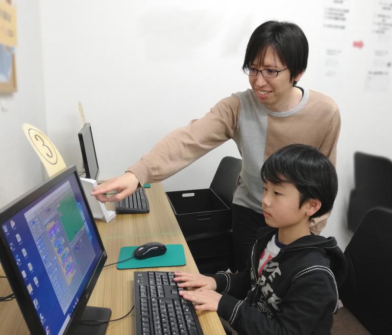 プログラミング教室ホエール